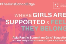 Asia Pacific Summit on Girls' Education