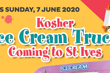 Kosher Ice Cream Truck Pre-Orders