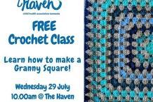 Crochet Class - Granny Squares
