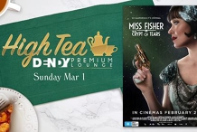 Miss Fisher and the Crypt of Tears - High Tea
