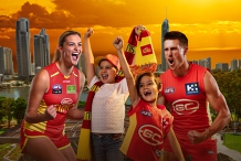 Gold Coast SUNS Season Launch