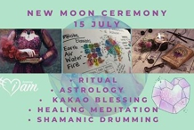 I AM - New Moon & Magical Ritual Ceremony
