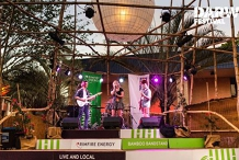 Rimfire Energy Bamboo Bandstand | Darwin Festival