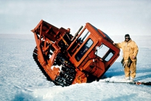 Exhibition: Chilled: Antarctic life inside and out