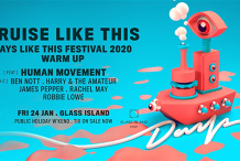 Cruise Like This - Days Like This Festival Warm Up ft. Human Movement