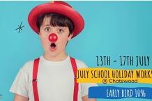 July School Holiday Workshop