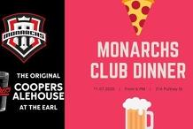 Monarchs Club Dinner