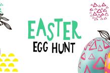 Seven Hills Plaza Easter Egg Hunt