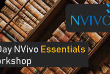 Melbourne - NVivo 12 for Windows - Essentials One Day Workshop