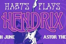 Harts Plays Hendrix | Astor Theatre