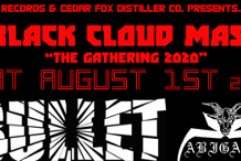 "CANCELLED - BLACK CLOUD MASS 2020 ""THE GATHERING"""