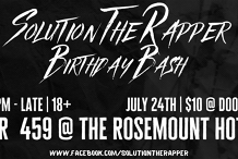 STR | Birthday Bash @ Four5Nine