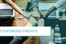 Free Coworking Fridays - January 2020