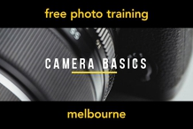 Camera Basics   Melbourne   Beginner