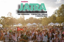JATRA-Nepalese Street Food Festival with Music & Color