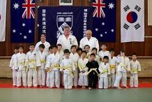 UWA Judo Grading Day