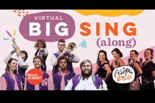 Festival of Voices - Big Sing Along Virtual Event 2020