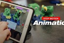 StarTime LIVE - Stop Motion Animation