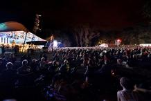 Symphony in the Park at Enlighten Festival