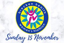 15th Brecken Health Women's Triathlon
