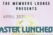 Easter Luncheon @ Reggio Calabria Club presented by The Members Lounge