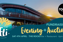 Rise for Eli - Fundraising Evening and Auction