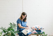 SOLD OUT Fabric Block Printing with Ruby Talbot-Dunn