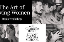 The Art of Loving Women (men's workshop), Perth 2020
