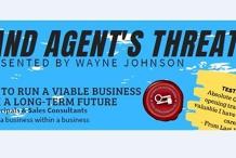 Land Agent's Threats Workshop - Presented by Wayne Johnson