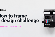 SkillGym: How to Frame a Design Challenge