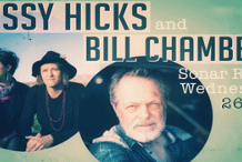 HUSSY HICKS and BILL CHAMBERS