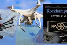 CASA Certification Drone Licensing Course - Rockhampton