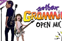 Grommies' Open Mic for Under 18s