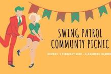 Swing Patrol Community Picnic