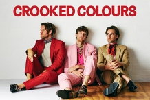 Crooked Colours — Perth 2020