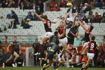 Essendon vs Western Bulldogs