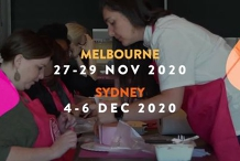 Cake Bake & Sweets Show - Melbourne
