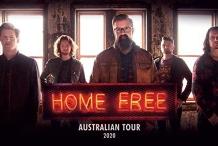 Home Free - Dive Bar Saints World Tour - Metro Theatre, Syd