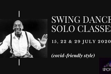 Jump into July and dancing with Savoy Dance!