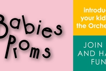 Babies Proms with the Philharmonic Orchestra (August) - Proudly presented by St John of God Health Care