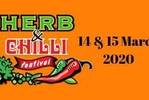 Herb & Chilli Festival 14 & 15 March 2020