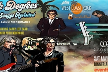 """Silk Degrees """"Boz Scags Revisited"""" ft Barry Leef & Peter Northcote"""