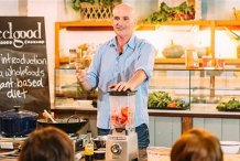 BLUE MOUNTAINS - I FEEL GOOD PLANT-BASED TALK & COOKING CLASS WITH CHEF ADAM GUTHRIE