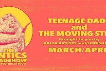 Teenage Dads & The Moving Stills