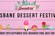 Sweet As - Brisbane Dessert Festival 2020
