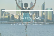 Perth Flourish Yoga Festival
