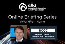 AIIA Webinar: Managing a Nation in Crisis: COVID-19