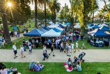 Meetup - Geelong Nightjar Festival @ Johnstone Park