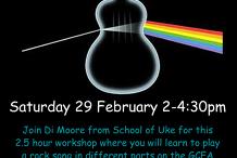 We WIll Rock Uke Workshop
