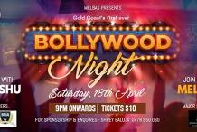 Bollywood Night at Melbas